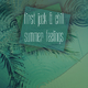 First Jack & Chill Summer Feelings (Baccara Music)
