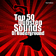 Top 50 Dubstep Sounds of Underground - Red Edition